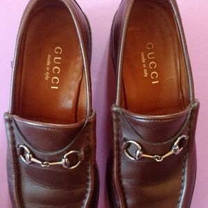 691c7431e Gucci Shoes | Vintage Buckle Loafers Womens Authentic | Poshmark